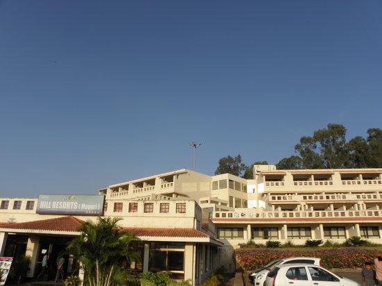 APTDC Haritha Mayuri Resort