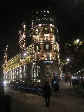 Corinthia Hotel London: Corinthia at Night