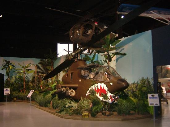 Oak Mountain State Park: Southern Air Museum - Birmingham