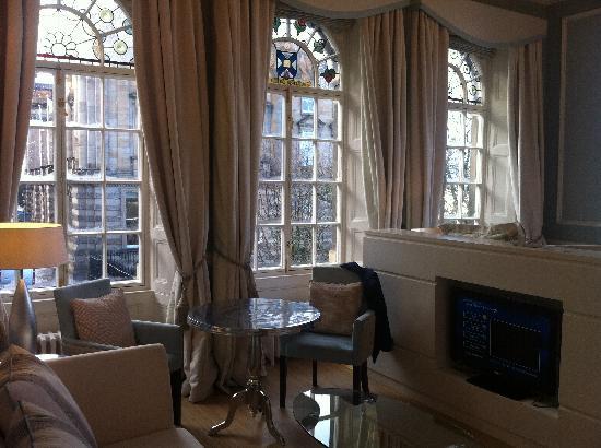 Fraser Suites Edinburgh: room