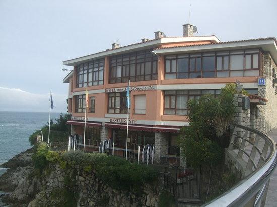 Hotel Sablon: El Hotel