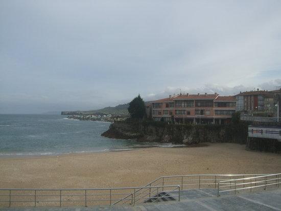 Hotel Sablon: Vista general