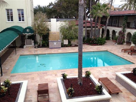 La Posada Hotel: Beautiful pool