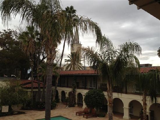 La Posada Hotel: Northeast view