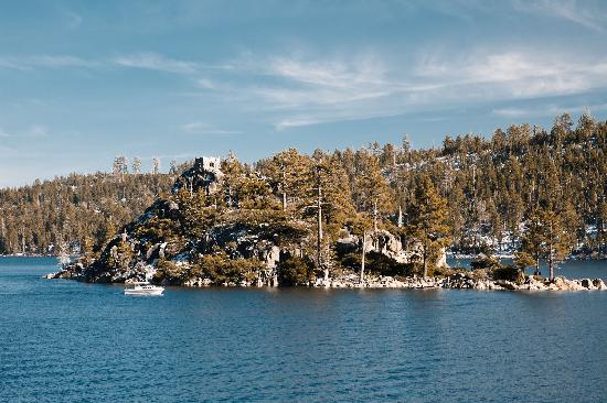 Tahoe Queen: The Island of the Lake