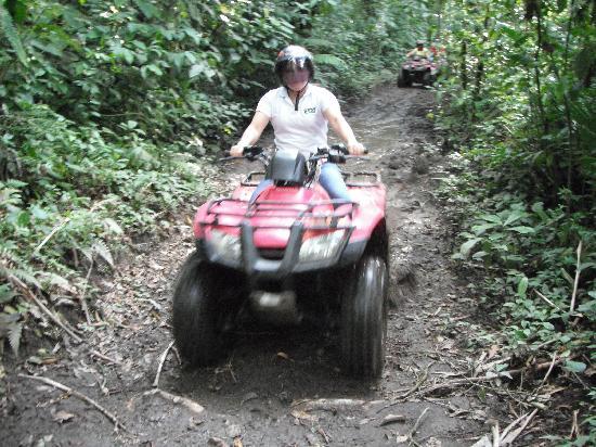 Original Arenal ATV : adrenaline