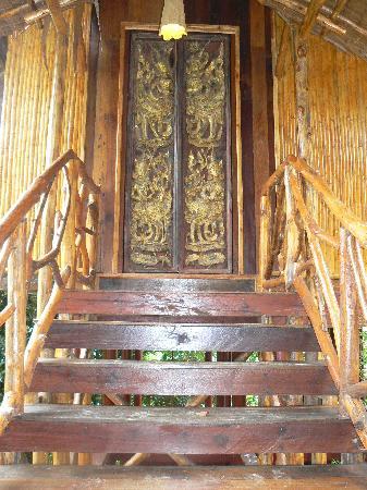 Viking Natures Resort: entrée du Makmai 7