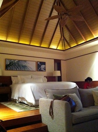 The Westin Siray Bay Resort & Spa Phuket: the heavenly bed