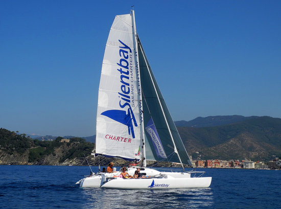 Silentbay Charter: sailing taste