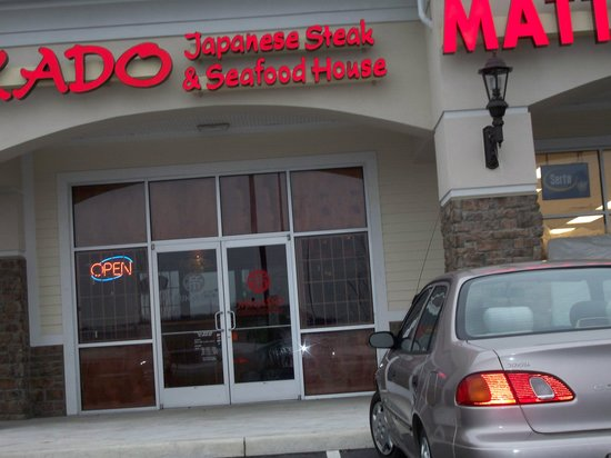 Mikado Japanese Steak House and Sushi Bar: Mikado Japanese