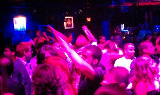 Studio 54: The party crowd