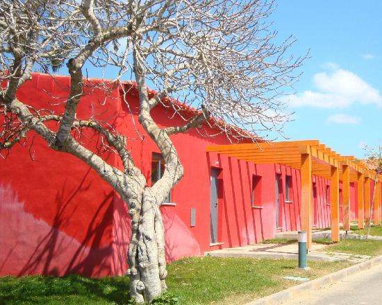 Parque de campismo Orbitur Valverde : Apartamentos