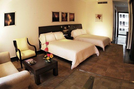 Hotel Spiwak Chipichape Cali: Luxury Twin Suite