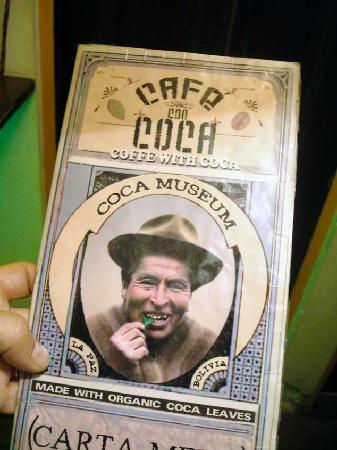 Museo de Coca: Museo de la coca