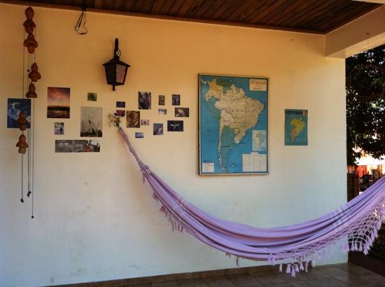 Hostel Bambu Puerto Iguazu: entrance