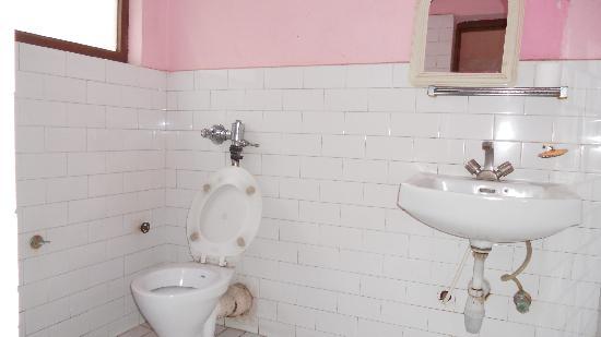 Hotel Kathmandu Garden Pvt.Ltd: Toilet