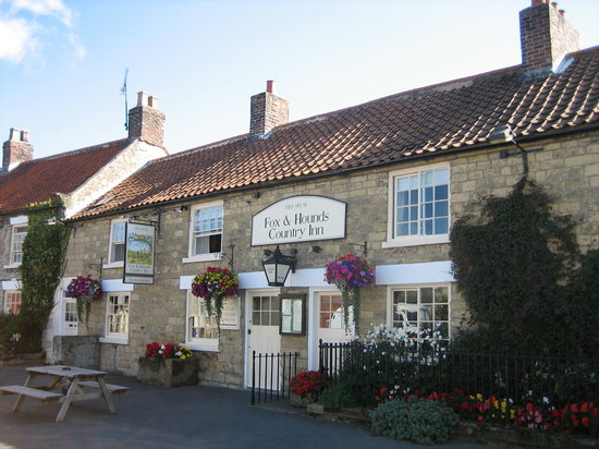 Sinnington, UK: The Fox and Hounds