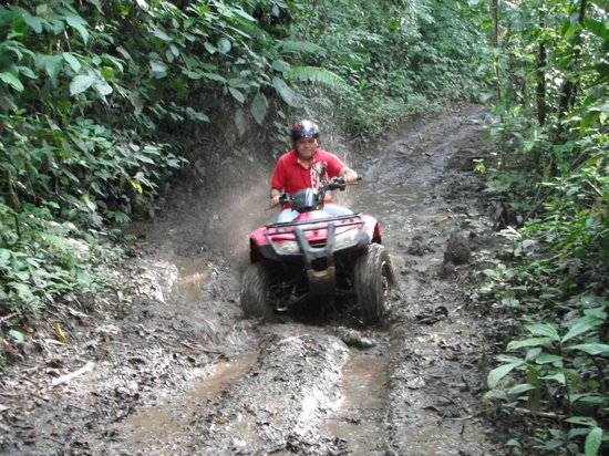 Original Arenal ATV : Safe Adventure in our private farm