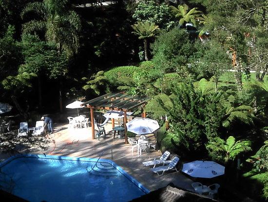 Hotel Recanto da Serra: Piscina