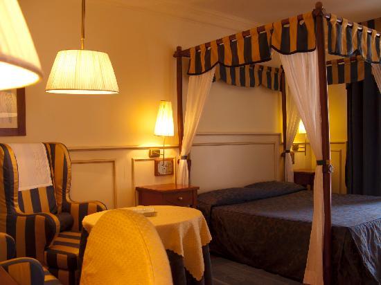 Hotel Casale: camera matrimoniale