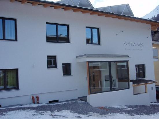 St. Anton, Pension Arlenweg