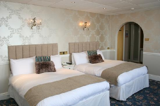 Doric Hotel: Margaret Ann Suite