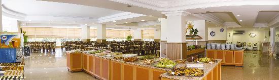 Hotel Billurcu: Restaurant