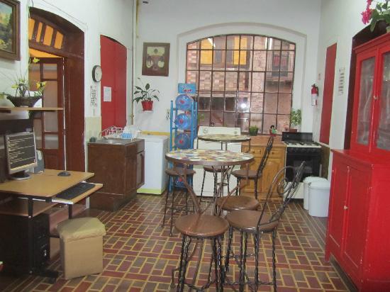 La Casa del Tio: Vista desde la habitación.