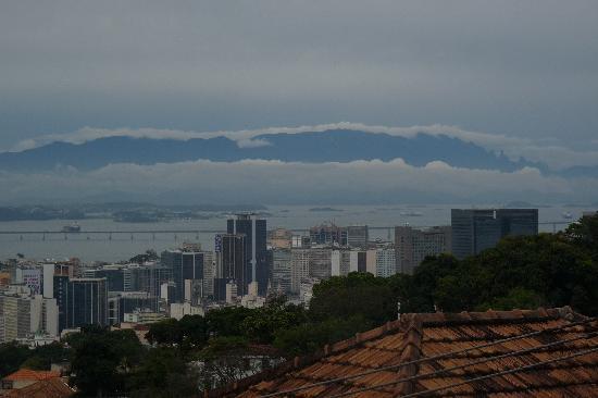 Maria Santa Teresa: View from Hotel Room