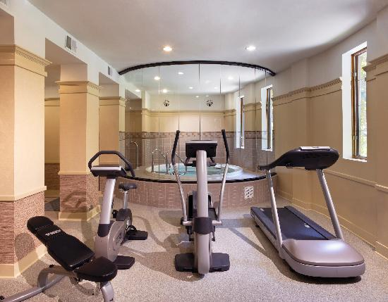 BEST WESTERN Plus Hawthorne Terrace Hotel: Fitness Center