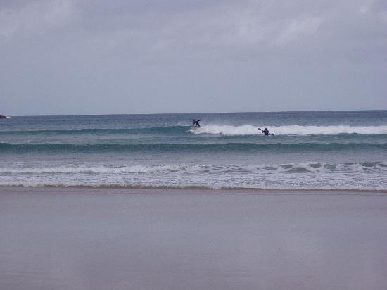 Hotel Valdovino: Surf en Pantín