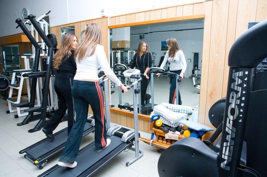 Centro Ginnasica Arcuri : Sala riabilitativa gambe-ginocchia