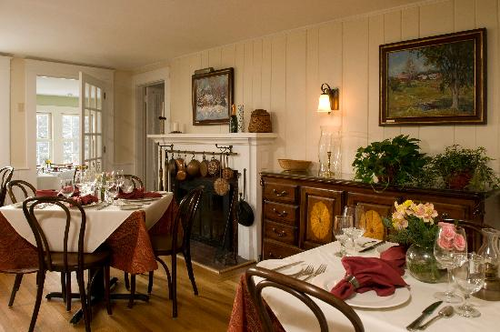 The Red Clover Inn & Restaurant in Mendon/Killington, Vermont