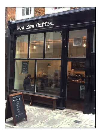 Photo of Cafe New Row Coffee at 24 New Row, London WC2N 4LA, United Kingdom