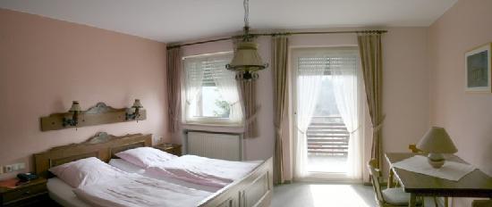 Landhaus Biehl: Doppelzimmer
