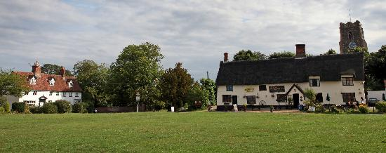 The Old Bakery: The Crown Inn, Pulham Market