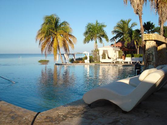 Grand Bahi A Ocean View Hotel Pool Area