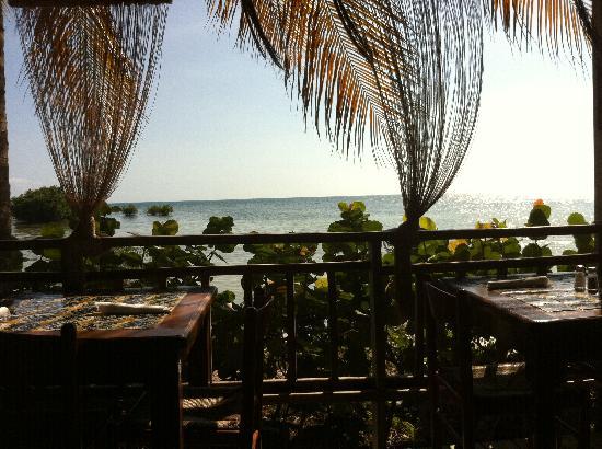 Grand Bahia Ocean View Hotel: Restaurant area