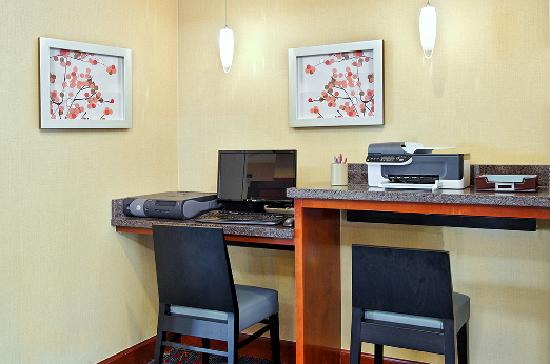 Residence Inn Sarasota Bradenton: Business Center