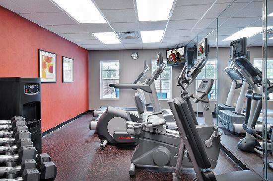 Residence Inn Sarasota Bradenton: Fitness Center