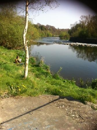 Launard House : fishing in Kilkenny