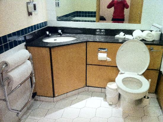 Handels Hotel Temple Bar: Bathroom