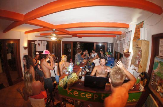 naked in hostel