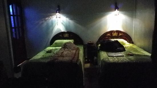 Bedouin Castle: Peacfull sleeping