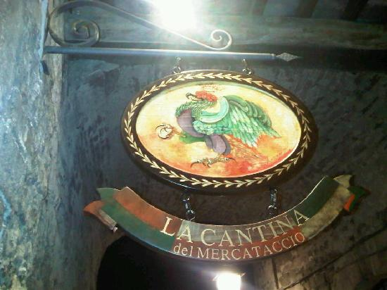 Todi, Italia: Che bel ristorante!