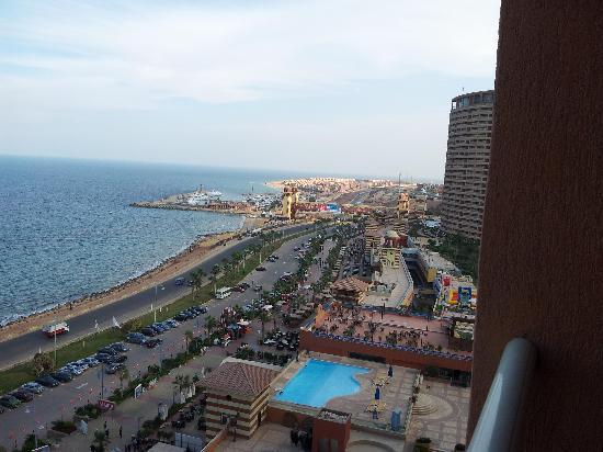 Porto Sokhna Resort & Spa: Room view