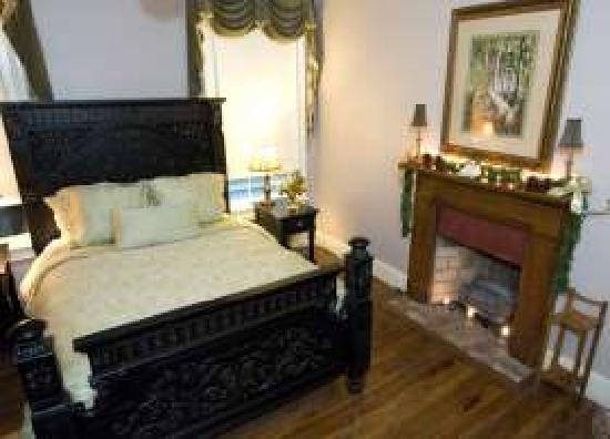 Florida House Inn: Deluxe Queen Room