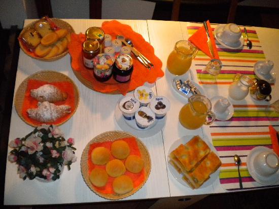 Affittacamere San Lorenzo: Breakfast...