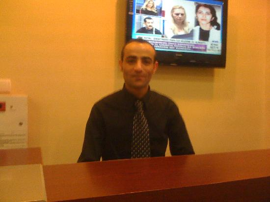 Ares Hotel: AYHAN GM