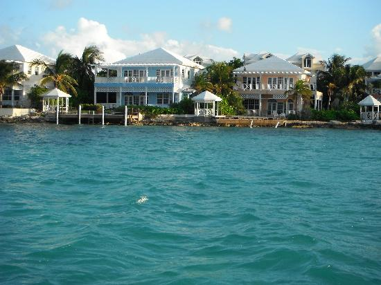 February Point Resort: From the boat